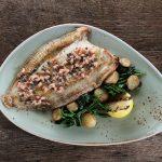 fishpool inn food