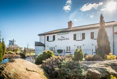 Fishpool Inn Delamere Pub Restaurant in Cheshire
