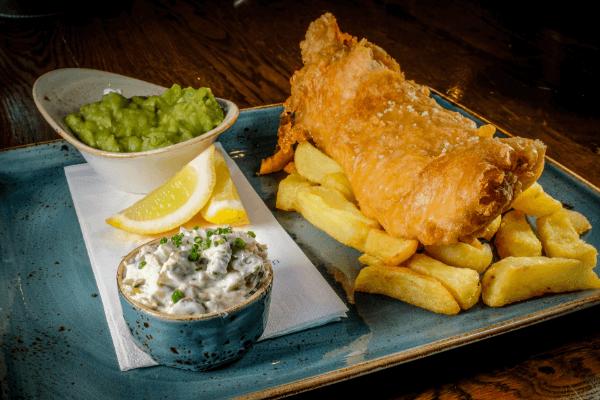 Cheshire Gastropub Dining at The Fishpool Inn