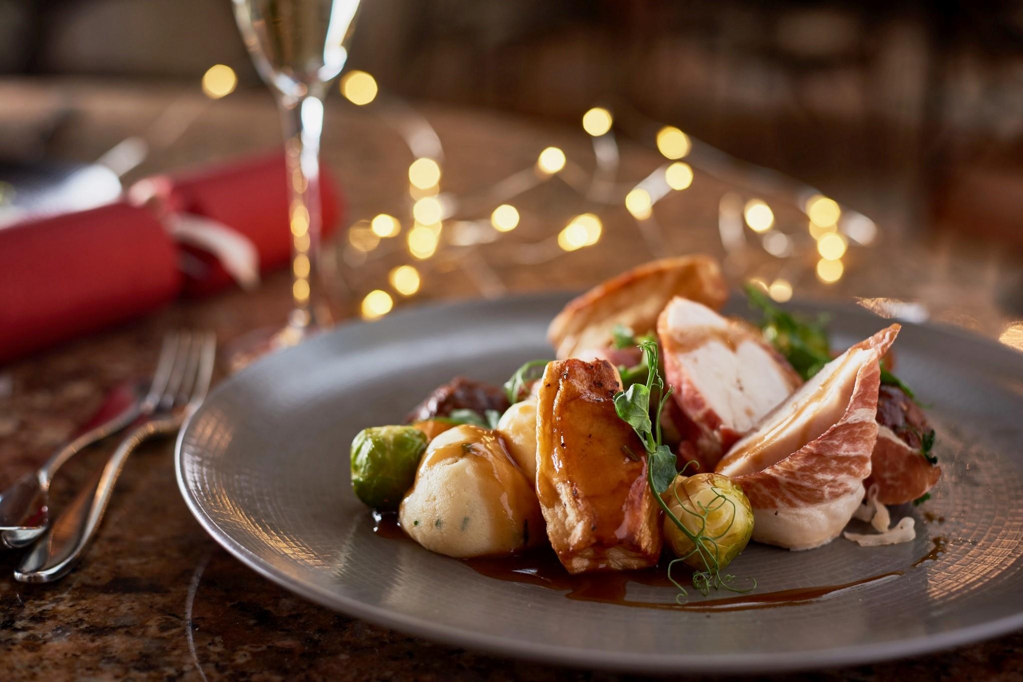Christmas at The Fishpool Inn