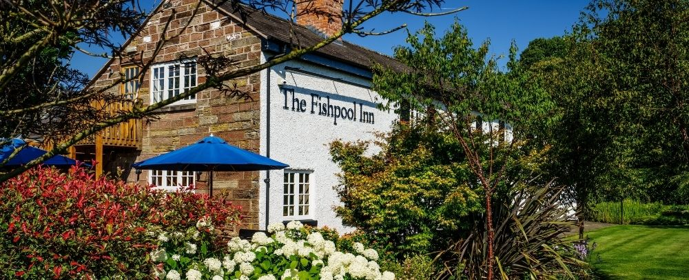 Country gastropub in Cheshire