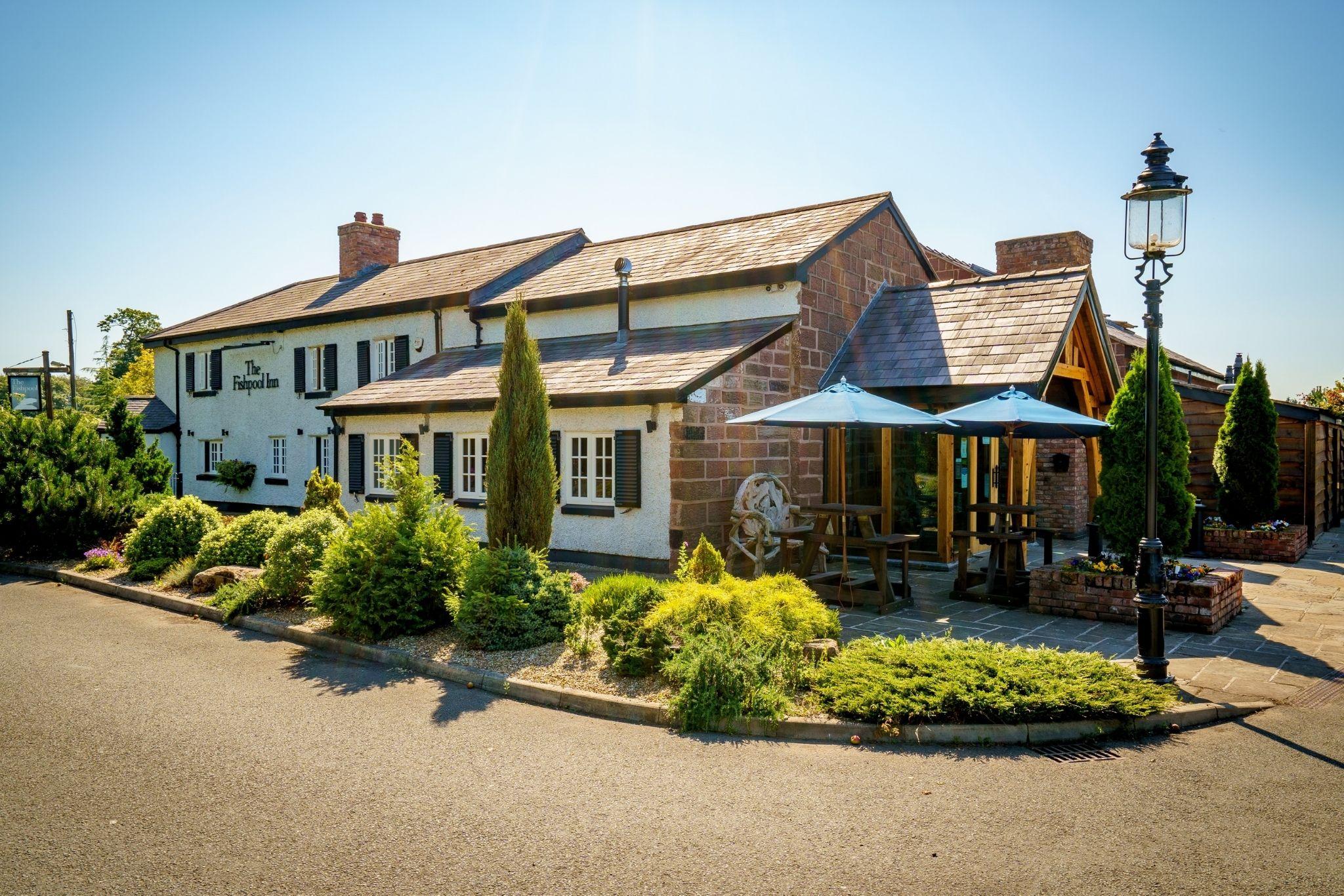 The Fishpool Inn Cheshire Pub